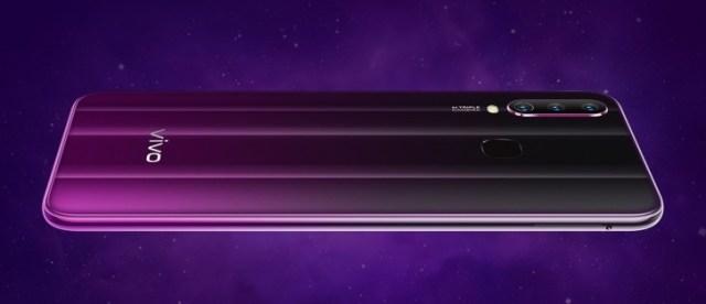 Vivo Y17 specifications, price, color, Android smartphone