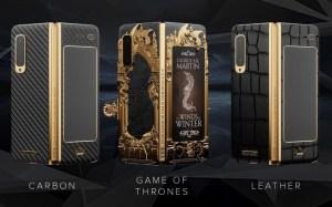 Samsung Galaxy Fold, Game of Thrones