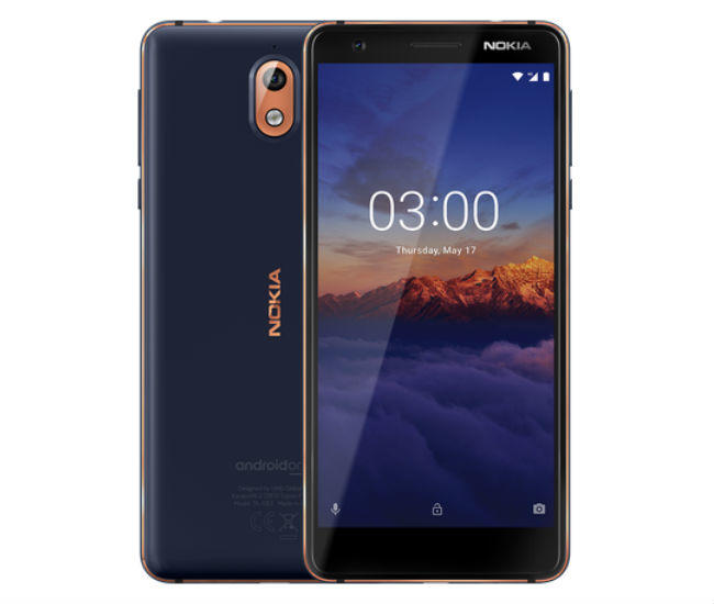 Nokia 3.1| Trending Android smartphones and there prices in Nigeria