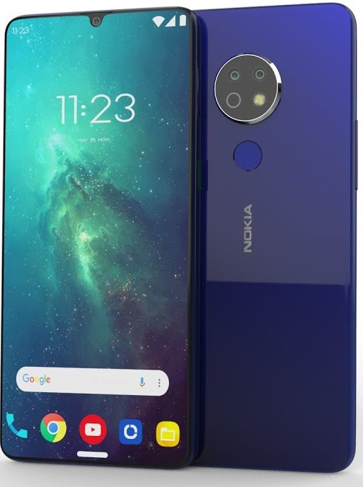 Nokia 7.2 Review, full specs, and price in Nigeria