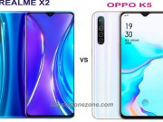 What is the difference between Realme X2 and Oppo K5? Check out the specs and price comparison