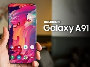 Samsung Galaxy A91 Reviews, Full Specifications, and Price In Nigeria | LatestPhoneZone