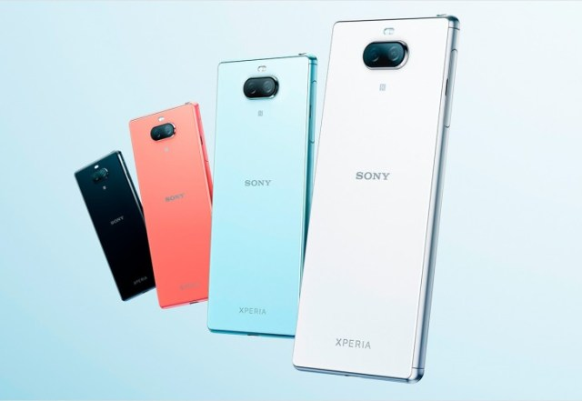 Sony Xperia 8 Unveiled with Snapdragon 630 SoC