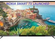 Nokia Launches 55-inch 4K Smart TV in India