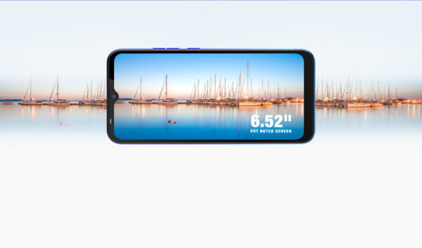 Tecno POP 3 Plus screen size is 6.52 inches with a Dot notch design. Check out the price of the budget smartphone in Nigeria and the full specs