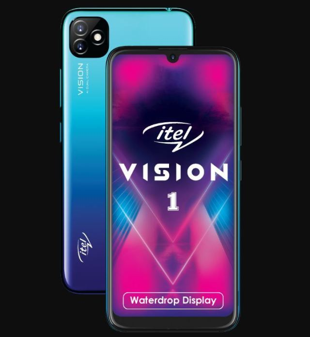 Itel Vision 1 With Dual Rear Cameras, 4,000mAh Battery Launched in Nigeria: Price, Specifications
