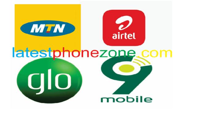 All Nigerian Networks Data Plan Codes