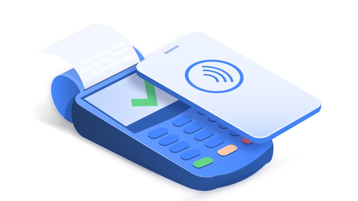 Phone NFC payment