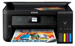 Epson Expression ET-2750 EcoTank Driver Download - Latest Printer