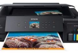 Epson Expression Premium ET-7750 EcoTank Driver Download