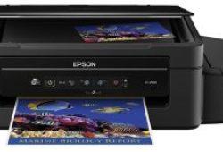 Epson Expression ET-2500 EcoTank Driver Download