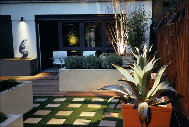 Balcony Roof Terrace Ideas