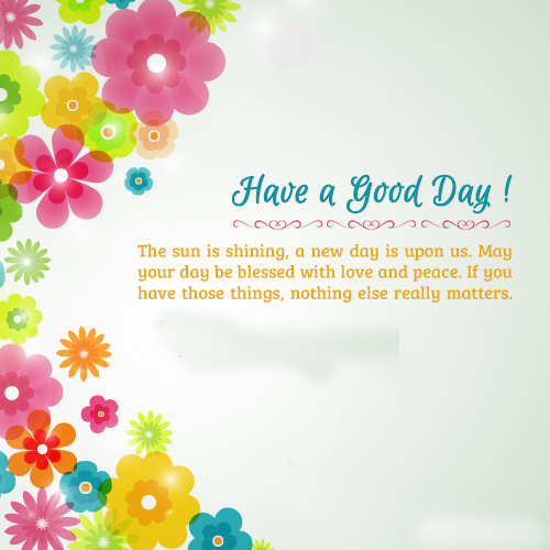 Good Morning Quotes For a Special Friend - Latest World Events