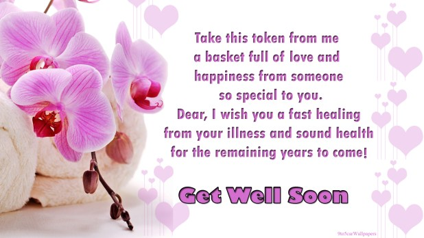 Latest Get Well Soon Images & Quotes - Latest World Events