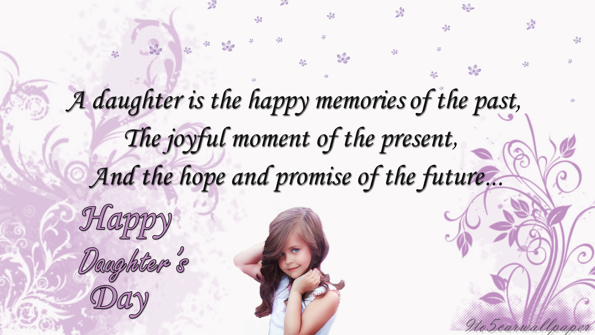 Daughters Day Images with Quotes From Mother - Latest World ...