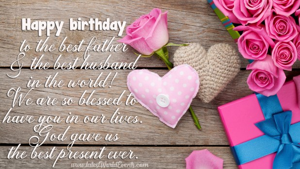 Download Latest Birthday Wishes Images For Husband