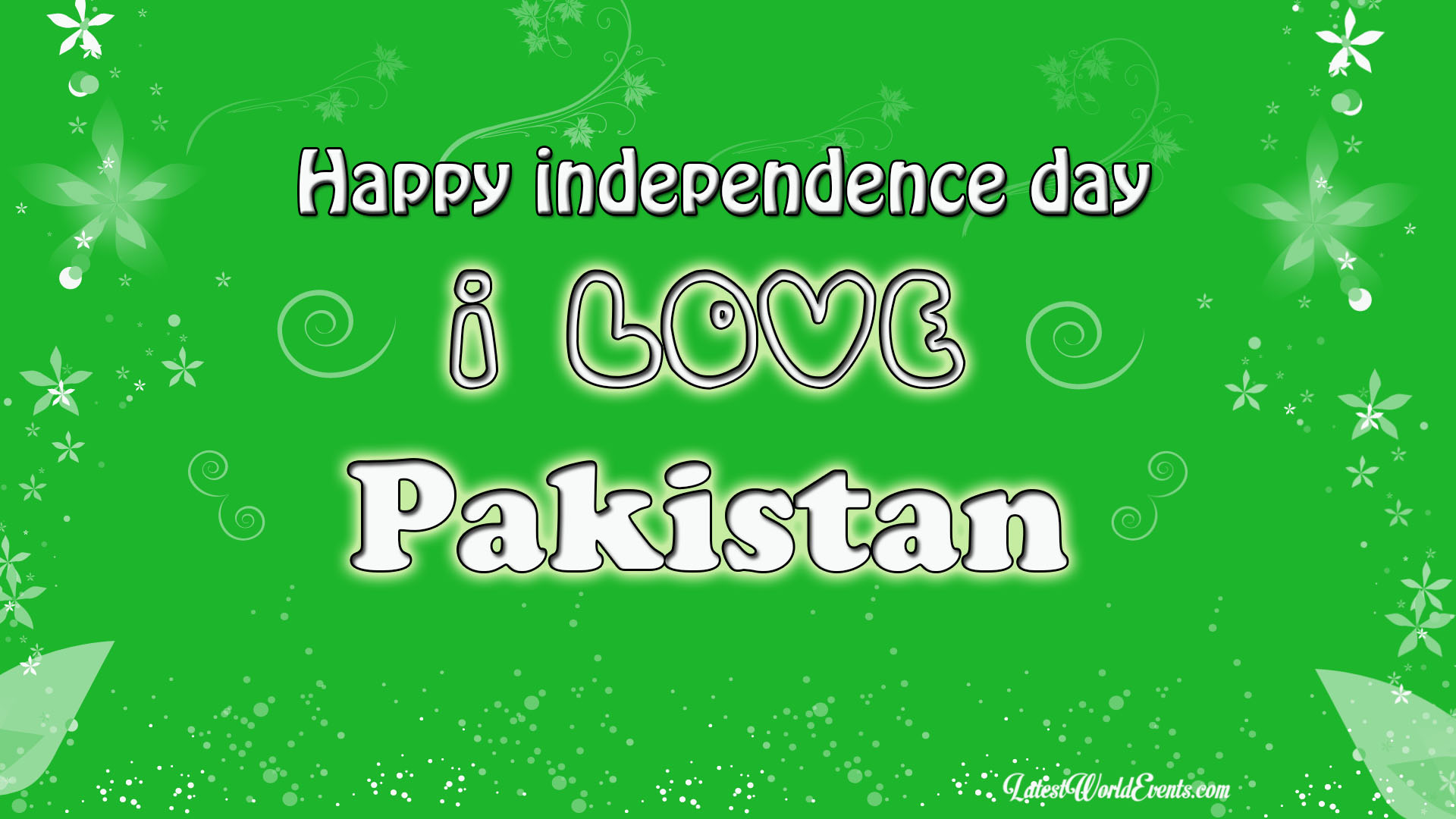 Happy independence day Pakistan images & 14th August