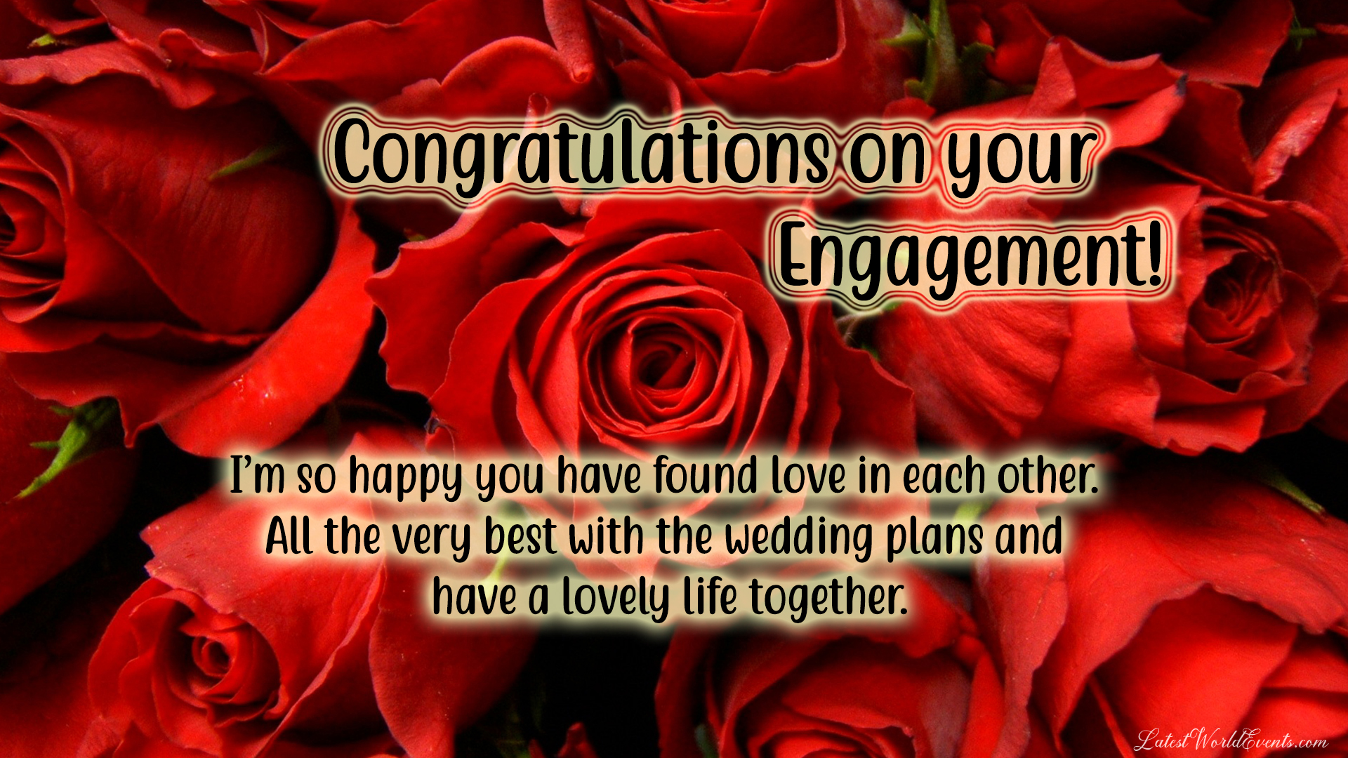 happy engagement wishes congratulation on your engagement brother