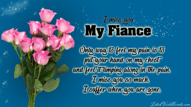 Fiance quotes my Beautiful Love