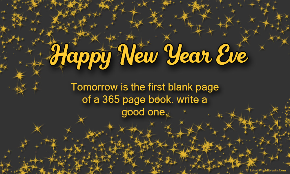 new year s eve quotes new year resolution images