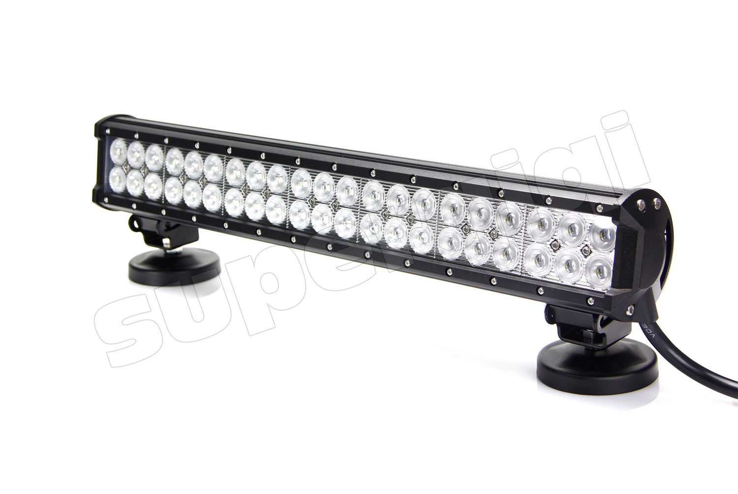 20 126w Cree Led Light Bar Off Road Work Lm Atv Utv