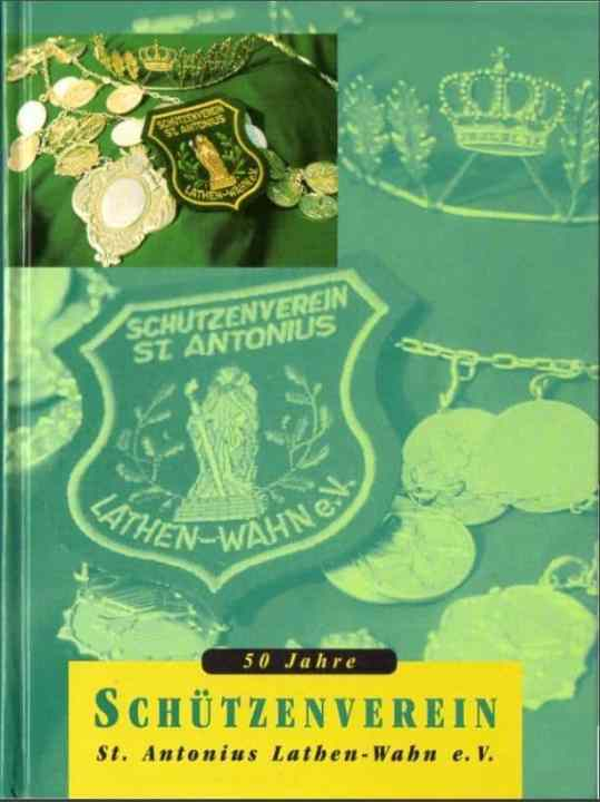 Chronik 50 Jahre Schützenverein