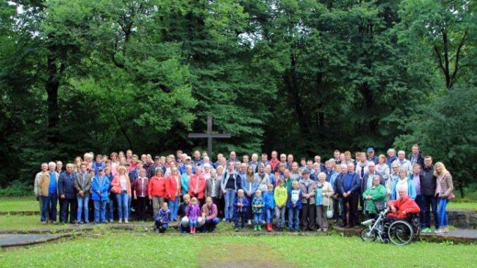 Fahrt des Heimatvereins nach Alt-Wahn