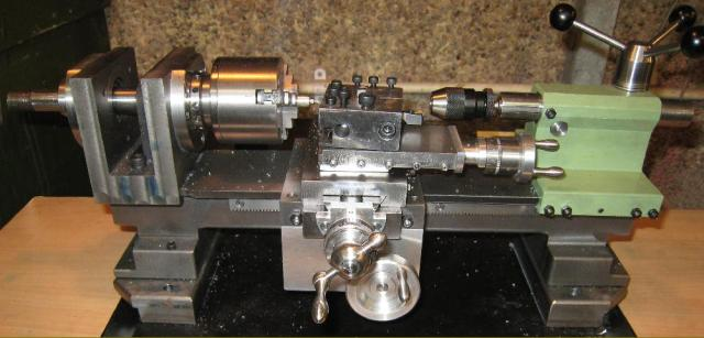 Woodworking homemade lathe PDF Free Download