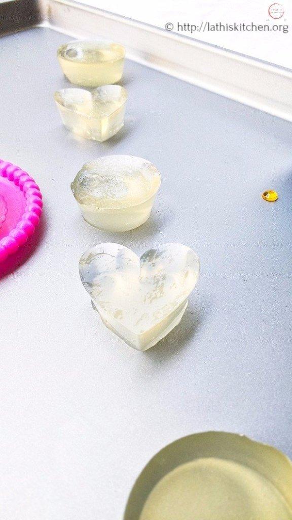 Coconut Water Jelly,Jelly,Kids,Easy,Gelatin free,Snack,Kids treat