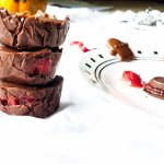Strawberry stuffed Chocolate,Halloween treat,Kids,Chocolate,Vegan,Vegetarian,Easy,Strawberry,fruits