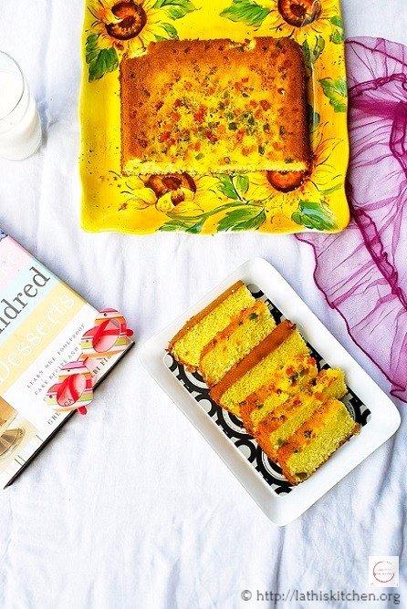 Tutti frutti cake,snack,kids,baking,Eggs,Tuttifrutti