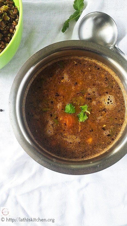 Kollu rasam, Horse gram soup,soup,rasam,indian,winter food,kollu,soup