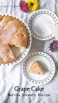 Grape cake,Cake,Baking,Easy,Fruit,Mother's day,Kids,Snack,Dessert