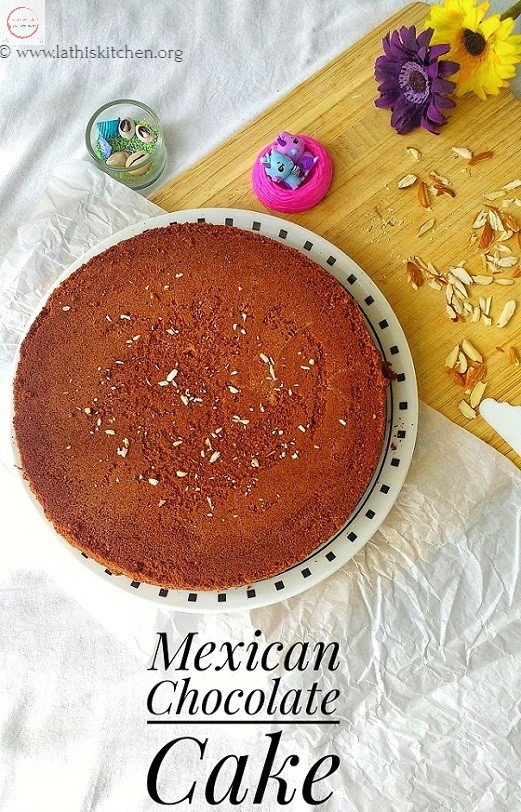 Mexican Chocolate Cake,Chocolate Cake,Cake,Baking,Kids,Dessert,Snack