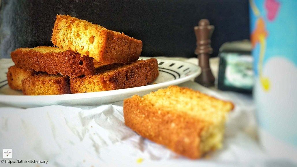 CakeRusk,Snack,tea time,kids,baking,eggs,
