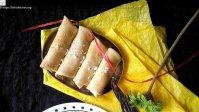 Alle Belle,Goa,Pancake,Snack,Dessert,Tea time snack,Coconut,Sweet,