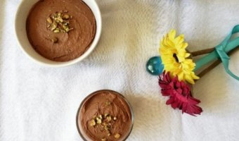 Vegan Chocolate Pudding,sweet potato pudding,pudding,dessert,easy,valentines day,vegan,chocolate,