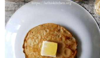 blender pancake,pancake,breakfast,whole wheat pancake,kids