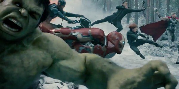The Occasional Movie Review – Avengers: Age of Ultron