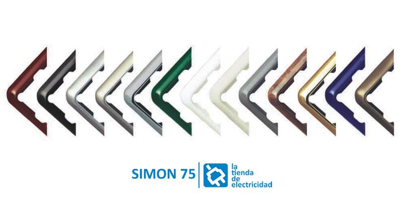 Colores marcos Simon 75