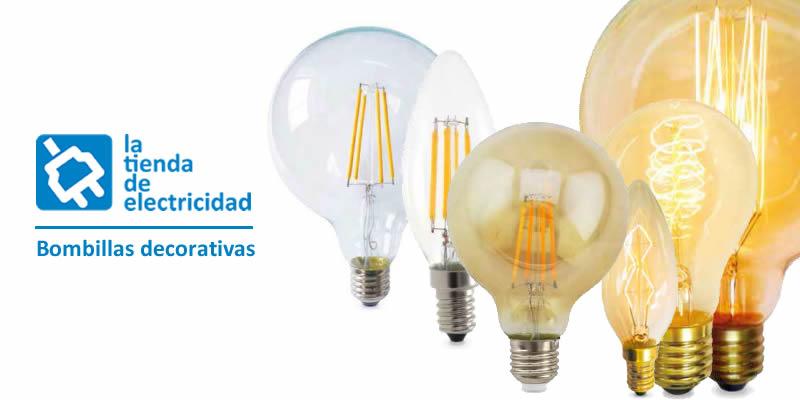 Las mejores bombillas decorativas
