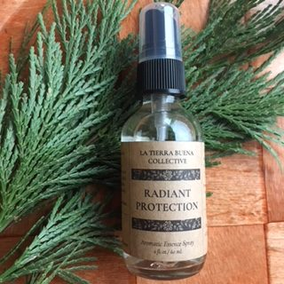 Radiant Protection | Aromatic Essence Spray