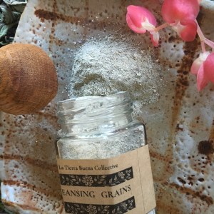 Cleansing Grains | 100% Natural Facial Scrub