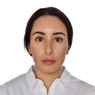 Latifa's passport photo