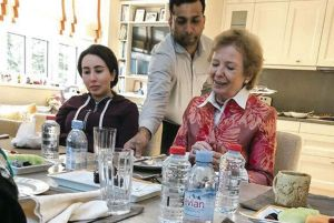 Mary Robinson welcomes UN call for information on Princess Latifa's fate