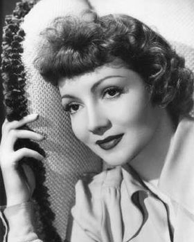 Image result for claudette colbert
