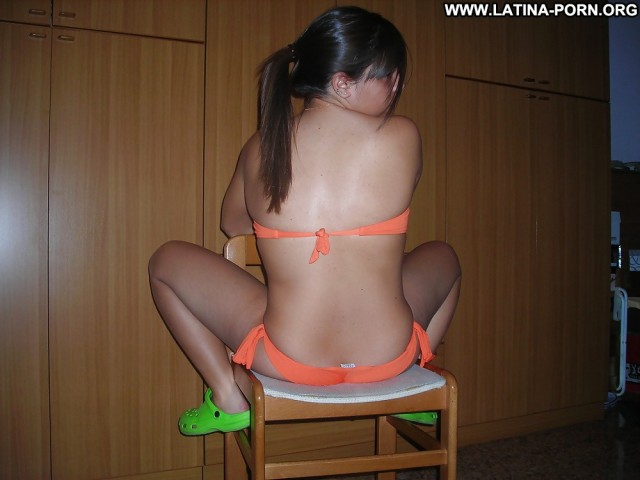 Arianne Private Pictures Hot Amateur Brunette Teen Latina Self Shot