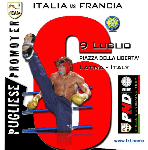kickboxing-latina-gara