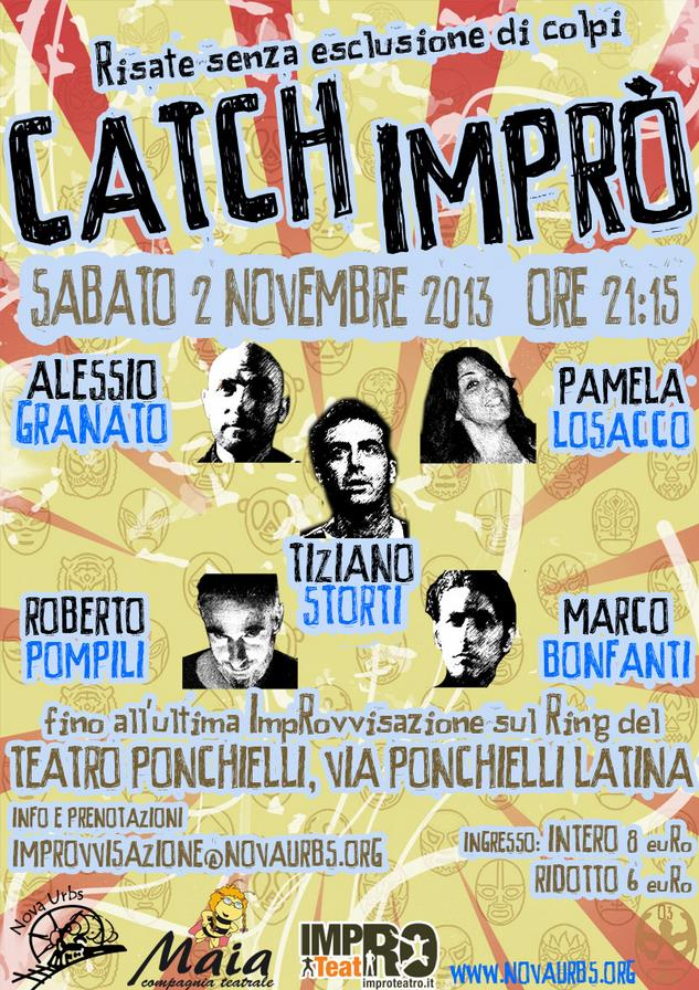 catch-impro-latina-24ore
