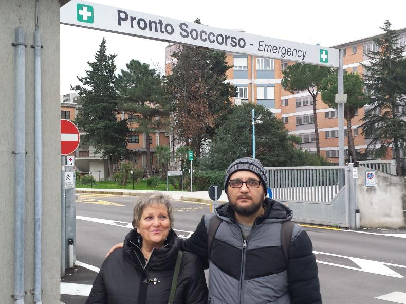 m5s-simeoni-iannuzzi-pronto-soccorso-latina